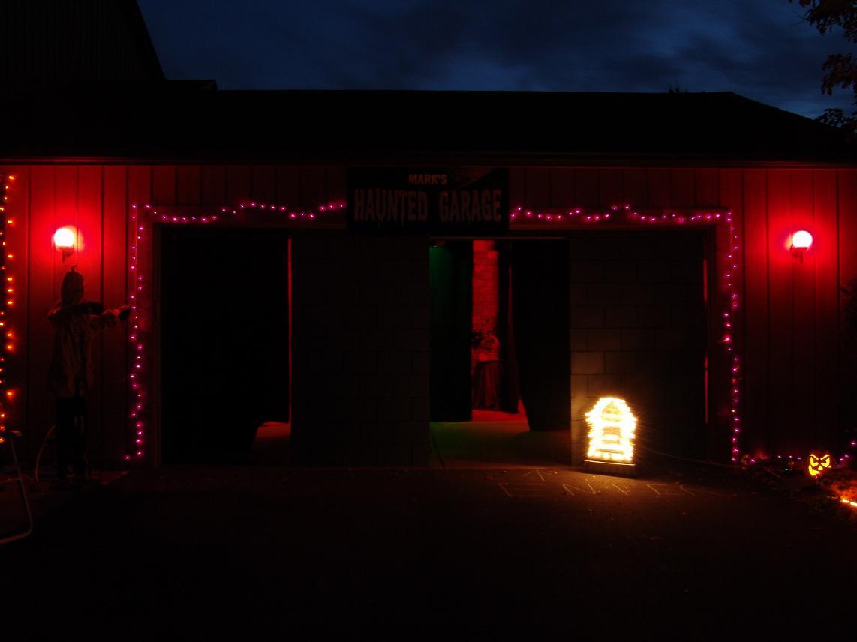 Uncategorized Garage Haunted House marks haunted garage garage